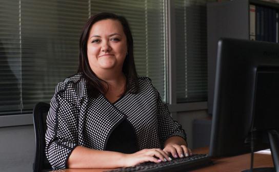 Елена Хамрина — менеджер по рекламе