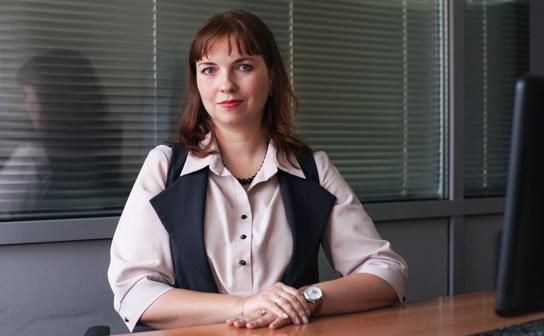 Соболева Анна — менеджер по рекламе